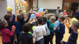 Karneval in der Schule